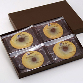 生チョコサブレ商品写真