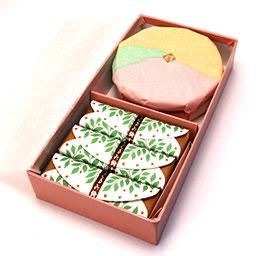 四季の宴・くるみ餅セット商品写真