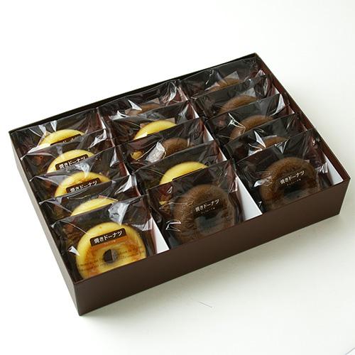 焼きドーナツ商品写真